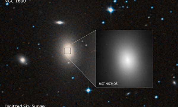 天文学家称超大质量黑洞比我们想象常见得多