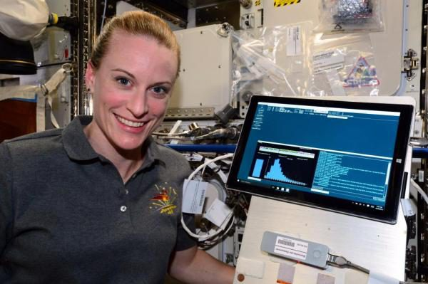 NASA在太空中成功测序DNA