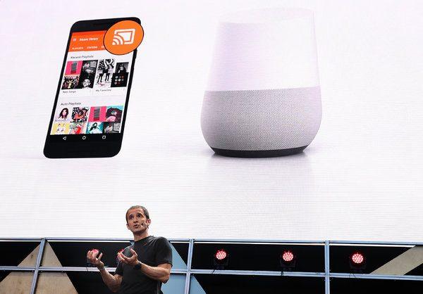 谷歌助理:科技巨头面向未来的一次豪赌