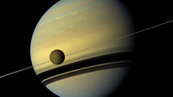 NASA:土卫六Titan可能存在构成生命的关键组成部分