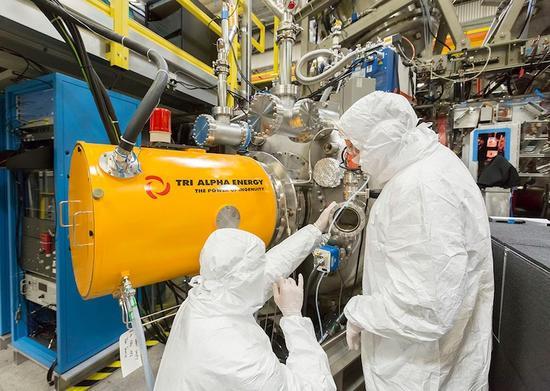 谷歌加快核聚变研究 取之不尽的清洁能源还远吗