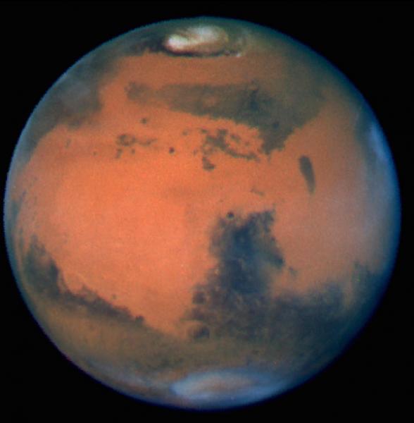独特的微生物可以在火星上茁壮成长,帮助未来的载人任务