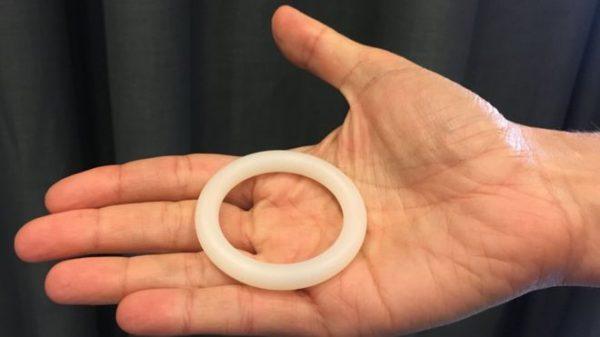 预防艾滋病的阴道环试验在美国青少年中获得成功