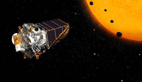"""NASA和谷歌共同宣布发现""""第二个太阳系"""",AI扮演至关重要之角色"""