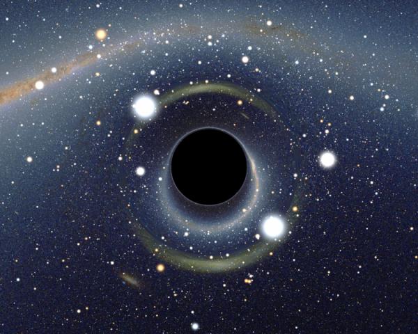 2018年我们将首次观测到黑洞