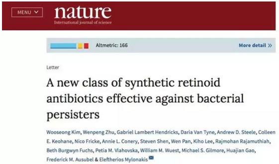 """重大发现!新一代抗生素显形,已展现出攻克""""超级细菌""""的巨大潜力"""