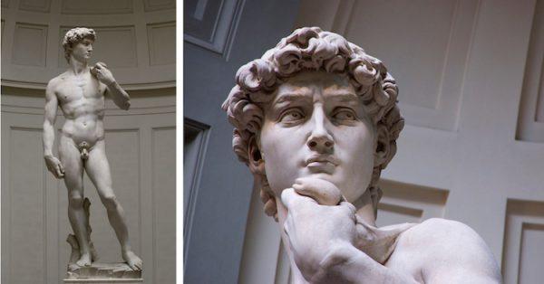 为什么米开朗基罗著名的大卫像未割包皮?网友回复,笑喷